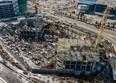 МЕТРОПОЛИС: Ход строительства 1 апреля 2021
