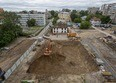 НИКИТИНА, дом 5: Ход строительства май 2020