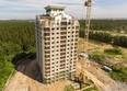ХОРОШОЕВО, дом 7 (дом Шишкина): Ход строительства июнь 2020