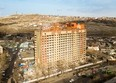 Жилой комплекс КАЛИНИНСКИЙ, дом 1, 4 этап: Ход строительства 25 февраля 2019