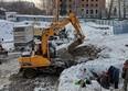 Сибирская, 84: Ход строительства март 2021
