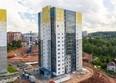 КУРЧАТОВА, дом 9, стр 1: Ход строительства 25 августа 2020