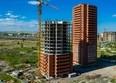 Жилой комплекс КВАДРО, дом 1: Ход строительства 14 июня 2019