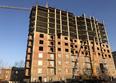 Жилой комплекс Базарная, дом 1: Ход строительства 23 января 2019