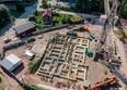 КУРЧАТОВА, дом 11, стр 2: Ход строительства 26 августа 2021