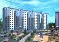 СОФИЙСКИЙ КВАРТАЛ, дом 2: Макет дома Вертковская, 121 ЖК «Софийский квартал»