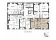Жилой комплекс ОНЕГА, дом 4: 2-комнатная 53,7 кв.м