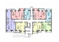 Жилой комплекс СВОБОДА, дом 8: Подъезд 3. Планировка 1 этажа