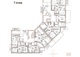 Жилой комплекс Эко-квартал Flora&Fauna (Флора и Фауна), блок Д: Планировка 1 этажа