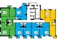 ПРЕОБРАЖЕНСКИЙ, дом 14: Секция 1, четные этажи