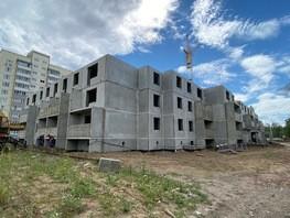 Продается 1-комнатная квартира БЕРЁЗКА, дом 4, 42.73  м², 2715000 рублей