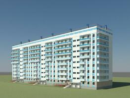 1-комнатная квартира, 32  м², 2/9 этаж
