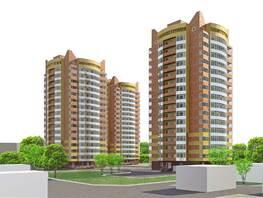 Продается 2-комнатная квартира WEST PARK ж/к ТСЖ Ленинградец, 1 корп, 60  м², 5300000 рублей