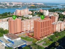 1-комнатная квартира, 40  м², 10-11/12 этаж