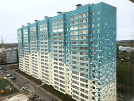 2-комнатная квартира, 63.21  м², 1/17 этаж