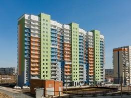 1-комнатная квартира, 37.87  м², 16/16 этаж