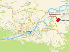 Земельный участок, 12-й км а/д Красноярск-Железногорск