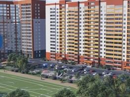 2-комнатная квартира, 49.3  м², 1/16 этаж
