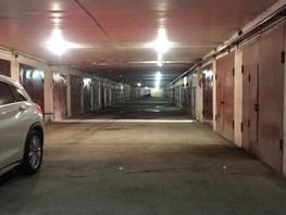 гараж, 18.4  м², монолитный