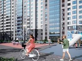 Продается 2-комнатная квартира ПИТЕР, дом 6, 48.5  м², 3200000 рублей
