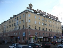 Продается 1-комнатная квартира Ленина пр-кт, 42  м², 3800000 рублей