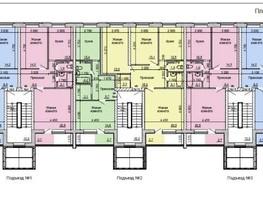 2-комнатная квартира, 62.4  м², 1/3 этаж