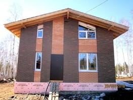 Дом, 115  м², 2 этажа, участок 5 сот.
