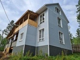 Дом, 120  м², 3 этажа, участок 5 сот.