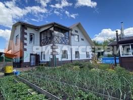 Дом, 220.2  м², 2 этажа, участок 8 сот.