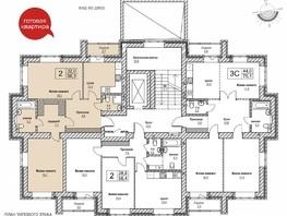2-комнатная квартира, 66.3  м², 1/5 этаж