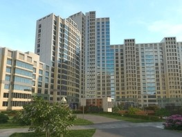 4-комнатная квартира, 116  м², 21-23/25 этаж