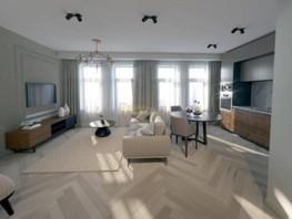 Продается Апартаменты MARSHAL, апарт-отель , 60.8  м², 3161600 рублей