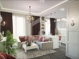 2-комнатная квартира, 63  м², 4/14 этаж