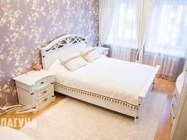Продается 3-комнатная квартира Лебедева ул, 77.5  м², 8900000 рублей