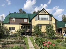 Дом, 250  м², 2 этажа, участок 10 сот.