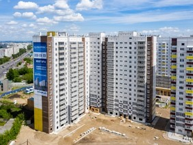 Новостройка Иннокентьевский, 3 мкр, дом 6