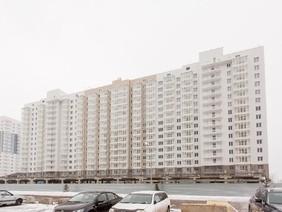 Новостройка ТИХИЕ ЗОРИ, дом 3 (Красстрой)