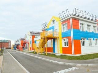 Детский сад в микрорайоне 140а Улан-Удэ готовится к сдаче