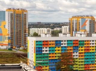 С 4 по 9 июля «ТДСК» вручает ключи от нового дома в микрорайоне «Зеленые Горки»