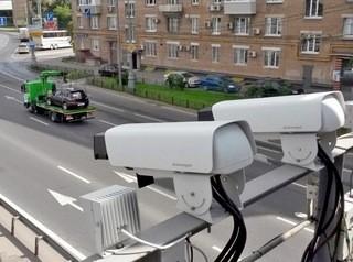 На улицах Кемерова установят 10 новых камер для фиксации нарушений ПДД