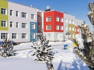 Два новых детских сада открылись в «Лесной Поляне»