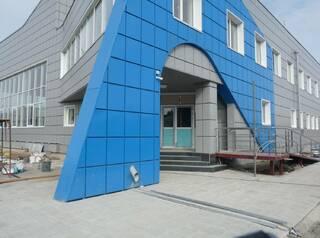 В Тулуне построили физкультурно-оздоровительный центр