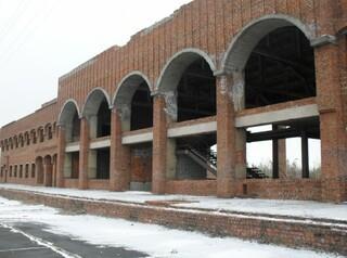 В Братске на торги выставили недостроенный вокзал