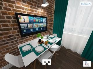 ГК «Союз» представила покупателям 3D-туры по квартирам ЖК «Новая Высота»