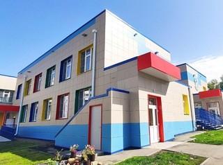 В микрорайоне Антипова открылся новый детский сад с бассейном