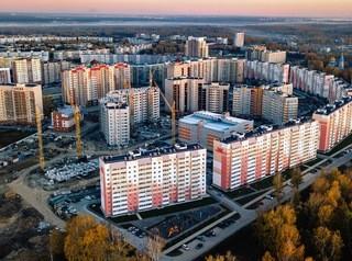 В Новосибирской области за 10 месяцев сдали миллион «квадратов» жилья
