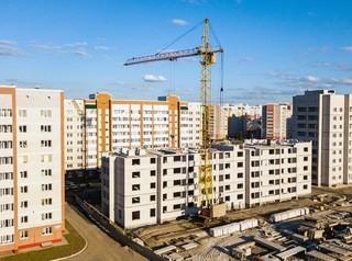Строители Алтайского края перевыполнили годовой план по жилью