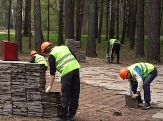 Заельцовский парк откроется после ремонта раньше срока