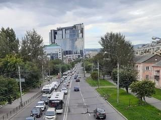 На публичных слушаниях в Красноярске обсуждают проект развития территории улицы Маерчака