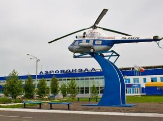 Новый терминал аэропорта Новокузнецка возведут в ближайшие два года